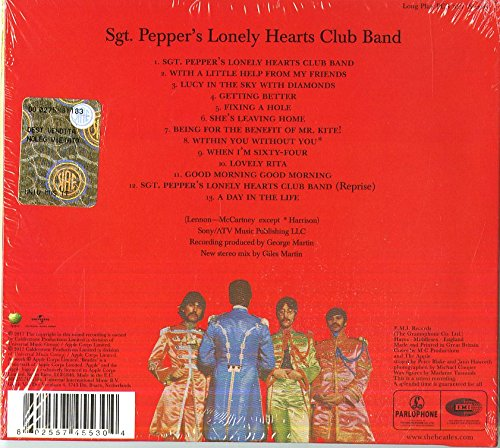 Bigstore Sgt Pepper S Lonely Hearts Club Band