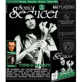 Sonic Seducer (Revista + CD)