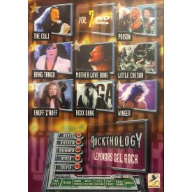 ROCKTHOLOGY VOL7 (DVD)