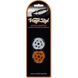Vinyl Styl™ 45 RPM Adapter 10 Pack