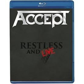 Accept: Restless and Live (United Kingdom - Import)