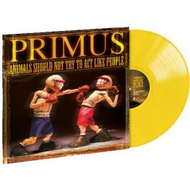 Animals Should Not Try To Act Like People (Yellow Vinyl)