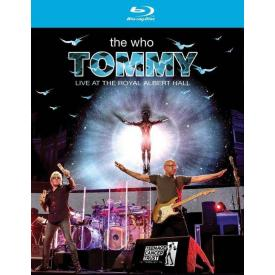 Tommy Live at The Royal Albert Hall (Blu Ray)