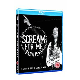 Scream For Me Sarajevo (Blu-ray)