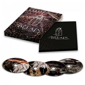 A Decade Of Delain - Live At Paradiso (2-CD/DVD/Blu Ray)