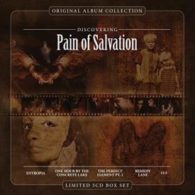 Original Album Collection: Discovering Pain of Salvation (5-CD)