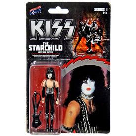 The Starchild Action Figure [Love Gun]