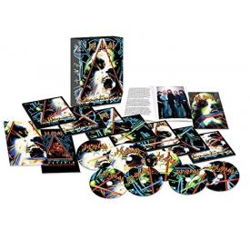Hysteria (Super Deluxe 5CD/2DVD)