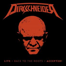Live - Back to the Roots - Accepted! (Blu Ray/2-CD)