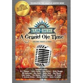 A Grand Ole Time Vol 3-4 (DVD)