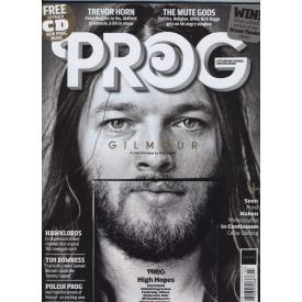 Prog Issue 96 (March 2019) David Gilmour