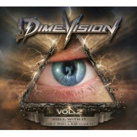 Dimevision Vol. 2 - Roll With It Or Get Rolled Over (DVD/CD)
