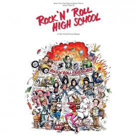 Rock 'n' Roll High School - Soundtrack (Colored Vinyl)
