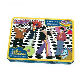 Yellow Submarine Magnetic Character Set