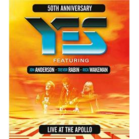 Anderson, Rabin, Wakeman - Live At The Apollo (Blu Ray)