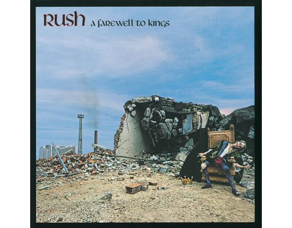 Rush-A Farewell To Kings 500 Piece Jigsaw Puzzle