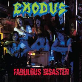 Fabulous Disaster (Translucent Red Vinyl)
