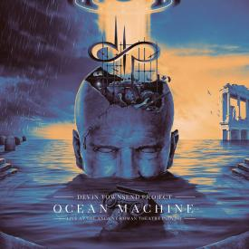 Ocean Machine: Live At The Ancient Theater (Blu Ray)