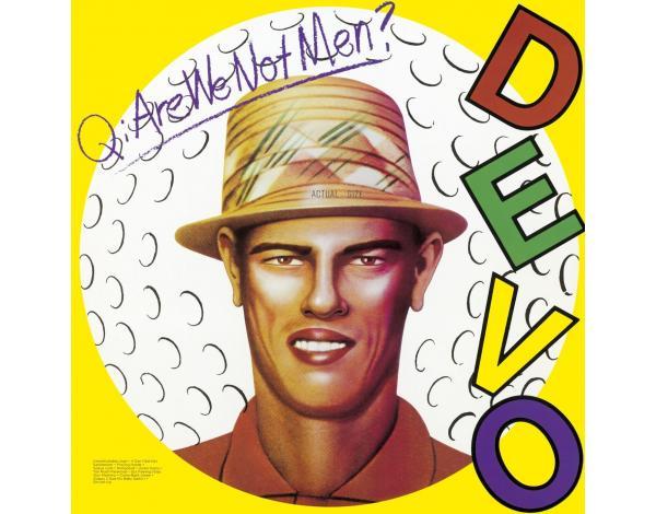 Bigstore Q Are We Not Men A We Are Devo Vinyl Devo