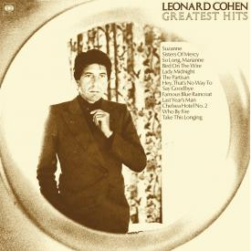 Leonard Cohen Greatest Hits (Vinyl)