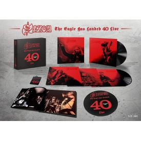 The Eagle Has Landed 40 (BOX 5-Vinyl)