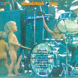 Woodstock Two (Double Vinyl)