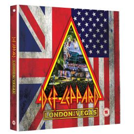 London To Vegas (2BluRay/4CD)