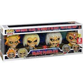 Funko Eddie 4PK Glow in the Dark Box Set