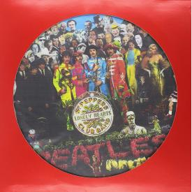 Sgt. Pepper's Lonely Hearts Club Band (Picture Vinyl)