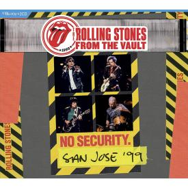 From The Vault: No Security. San Jose '99 (BluRay/2-CD)