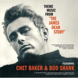 Theme Music From The James Dean Story (Vinyl)
