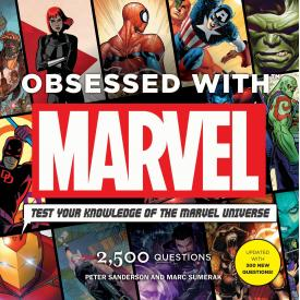 Obsessed With Marvel (Book)