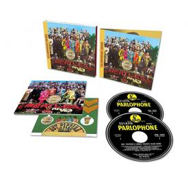 Sgt. Pepper's Lonely Hearts Club Band (2-CD)