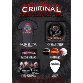 Fear Itself Fan Pack