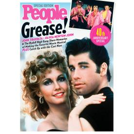 PEOPLE MAGAZINE Grease's 40th Anniversary