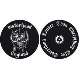 England and Louder (Slipmat)