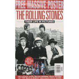 Rolling Stones – Their Life In Pictures (with bonus poster)