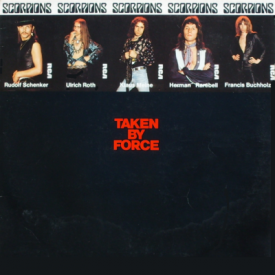 Bigstore Taken By Force Remastered Scorpions